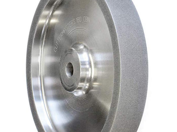 "Cuttermasters 8"" Tradesman CBN Grinding Wheel"