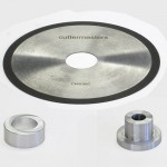 Carbide Cut Off Kit-Includes wheel and hub