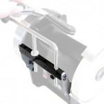 Tormek Bracket for Tradesman Variable Speed Reversing Bench Grinder