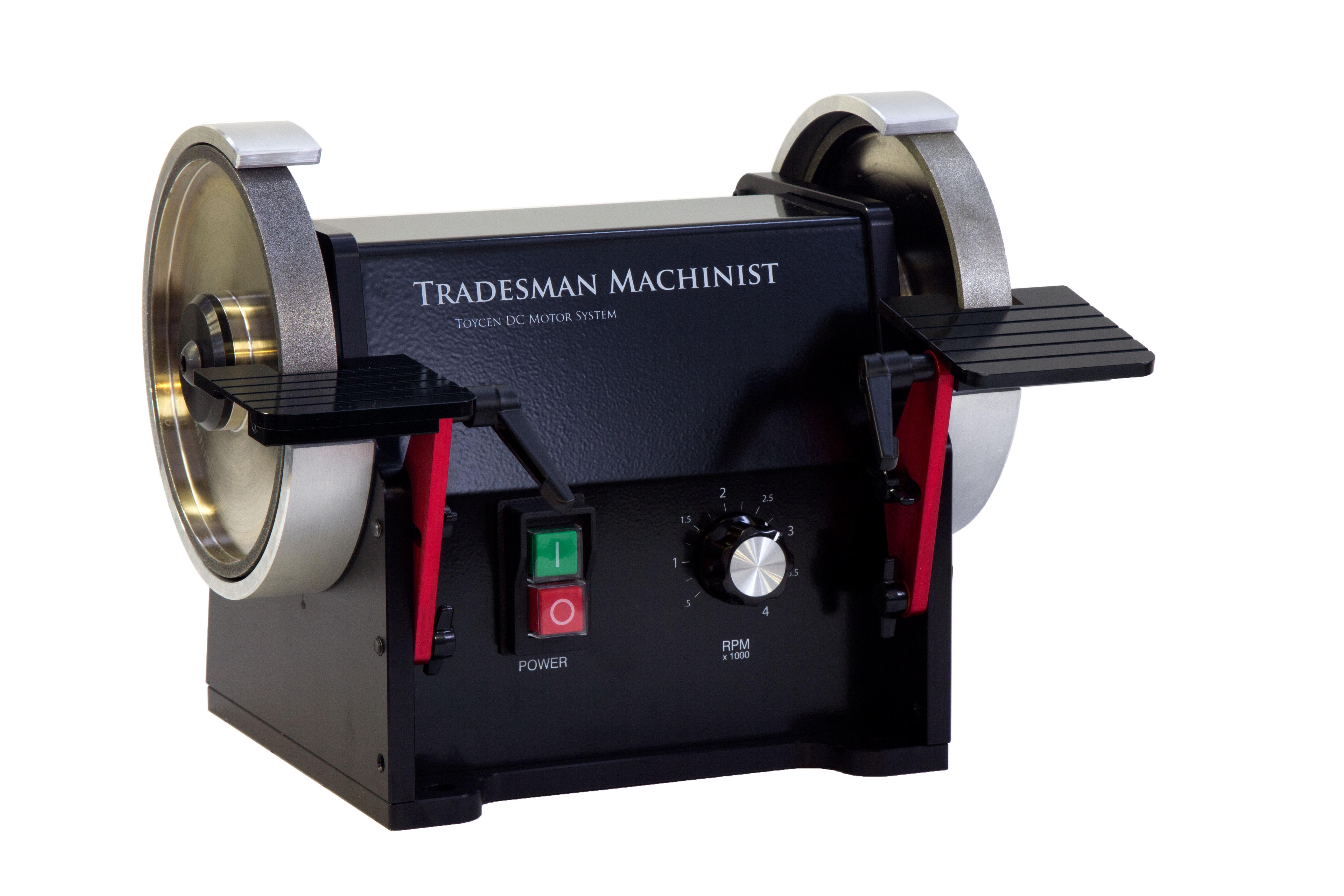 Tradesman Machinist Dc Necks Flats Basic 2017 Tradesman