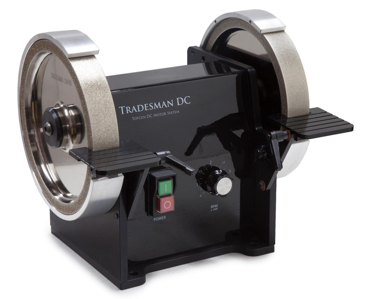 Tradesman 8 Quot Dc Variable Speed Bench Grinder Tradesman