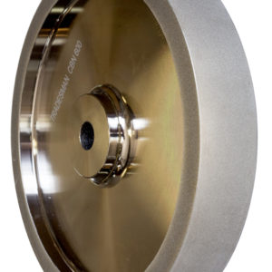 600 grit Tradesman CBN Grinding Wheel