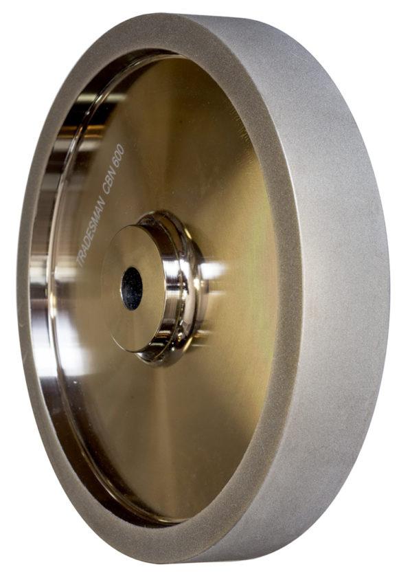 600 grit Tradesman CBN Grinding Wheel