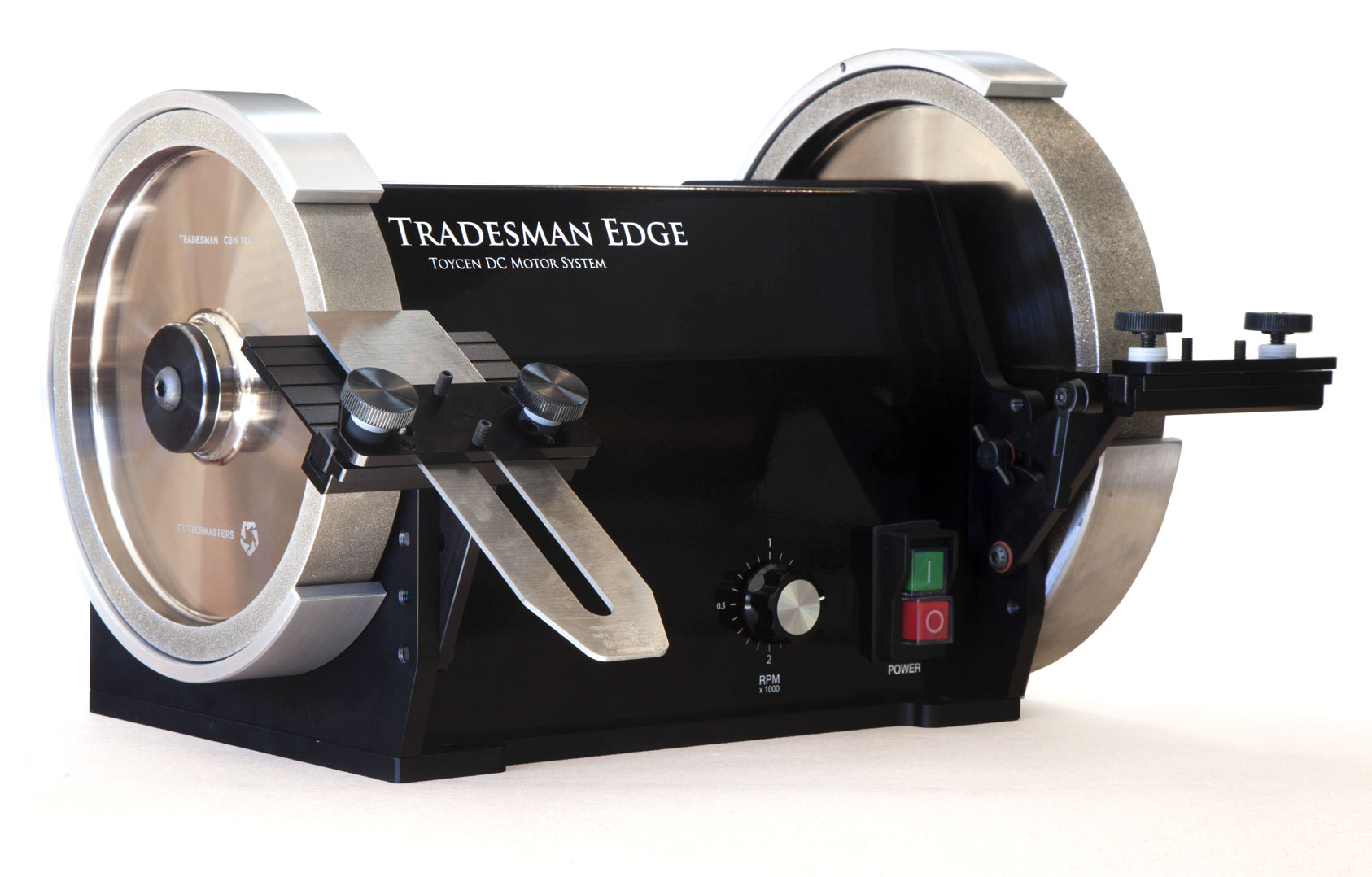 Tradesman Edge 810 DC Variable Speed Bench Grinder