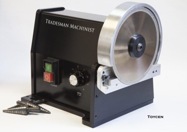 Tradesman Unibit Sharpener